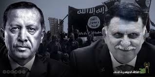 طبول الحرب تقرع بين مصر وتركيا  في ليبيا وداعش تنتقل لقلب أوربا