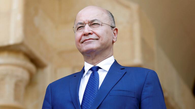 الرئيس العراقي يتحدث عن 2700 إيزيدي مازالوا مختطفين