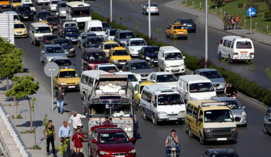 دمشق تصدر قرارا بحرمان 150 وسيلة نقل عامة من التزود بالوقود